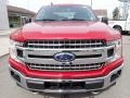 2020 Rapid Red Ford F150 XLT SuperCrew 4x4  photo #8