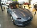 Polymetal Gray 2020 Mazda MX-5 Miata Grand Touring