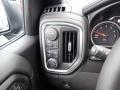 2020 Chevrolet Silverado 1500 Jet Black Interior Controls Photo