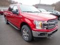 Rapid Red - F150 XLT SuperCrew 4x4 Photo No. 3