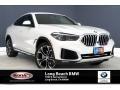 Alpine White 2020 BMW X6 sDrive40i