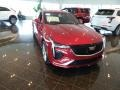 Red Obsession Tintcoat 2020 Cadillac CT4 Sport AWD