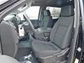 2020 Black Chevrolet Silverado 1500 Custom Crew Cab 4x4  photo #2