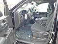 2020 Black Chevrolet Silverado 1500 Custom Crew Cab 4x4  photo #12