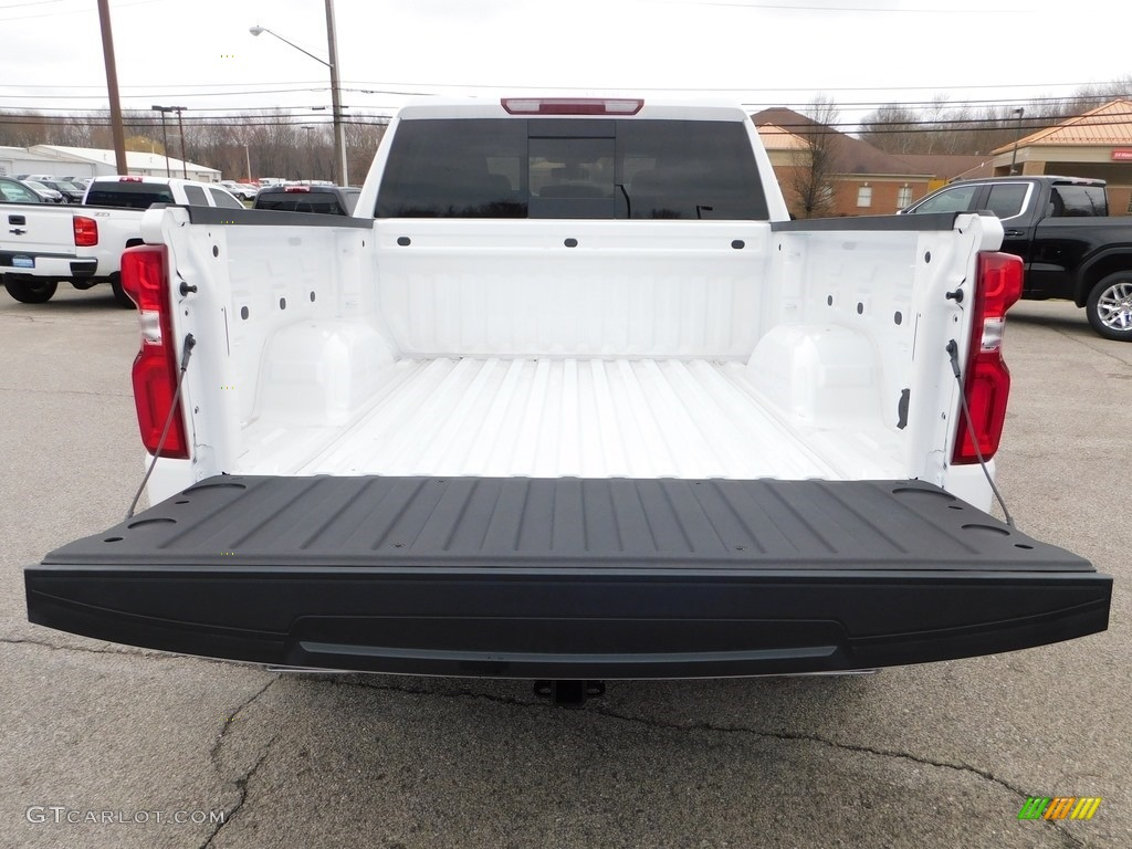 2020 Silverado 1500 LT Z71 Crew Cab 4x4 - Summit White / Jet Black photo #9