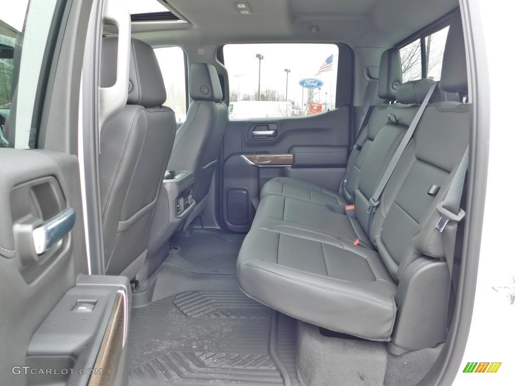2020 Silverado 1500 LT Z71 Crew Cab 4x4 - Summit White / Jet Black photo #24