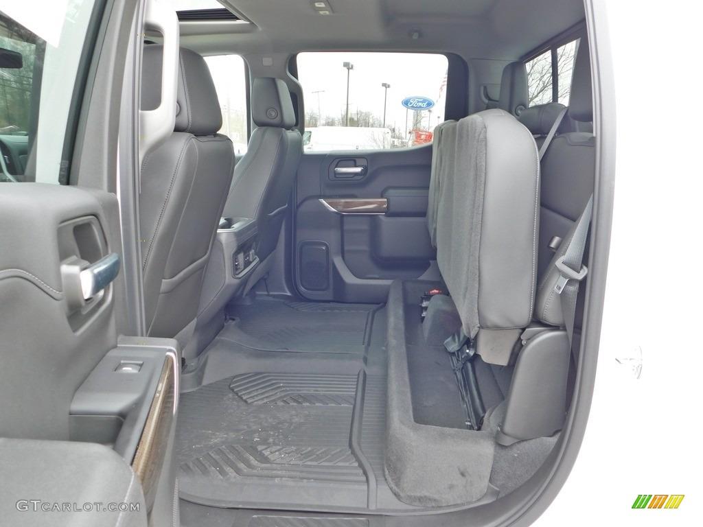 2020 Silverado 1500 LT Z71 Crew Cab 4x4 - Summit White / Jet Black photo #25