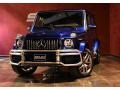 Brilliant Blue Metallic - G 63 AMG Photo No. 11