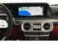 Navigation of 2020 G 63 AMG