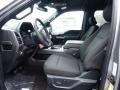 Black Front Seat Photo for 2020 Ford F150 #138185313