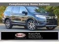 Black Forest Pearl 2020 Honda Pilot Touring