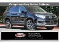 Crystal Black Pearl 2020 Honda Pilot Touring