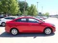 Pomegranate Red 2020 Hyundai Accent SE