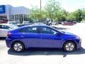 Intense Blue 2020 Hyundai Ioniq Hybrid Blue