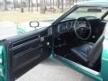 Front Seat of 1971 Javelin SST