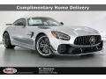 Iridium Silver Metallic 2020 Mercedes-Benz AMG GT R Coupe
