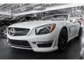 designo Magno Cashmere White - SL 65 AMG Roadster Photo No. 3