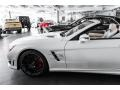 designo Magno Cashmere White - SL 65 AMG Roadster Photo No. 7