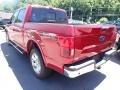 2020 Rapid Red Ford F150 Lariat SuperCrew 4x4  photo #6