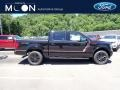 2020 Agate Black Ford F150 Lariat SuperCrew 4x4  photo #1