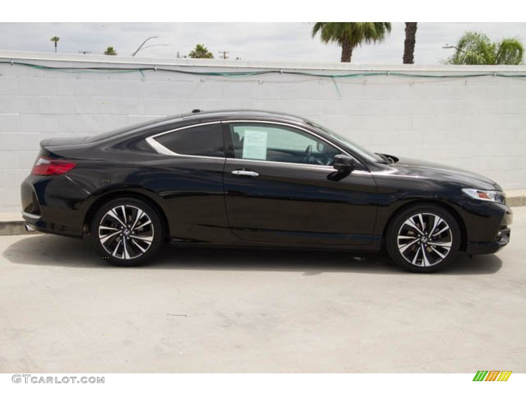 2017 Crystal Black Pearl Honda Accord EX Coupe #138270270 ...