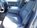 2013 Graystone Metallic Chevrolet Silverado 1500 LT Crew Cab 4x4  photo #21