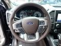 Limited Unique Camelback Steering Wheel Photo for 2020 Ford F150 #138307792