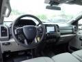 2020 Ford F250 Super Duty Medium Earth Gray Interior Interior Photo