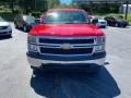 2014 Victory Red Chevrolet Silverado 1500 WT Regular Cab  photo #3