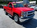 2014 Victory Red Chevrolet Silverado 1500 WT Regular Cab  photo #4