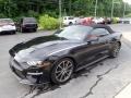 2019 Shadow Black Ford Mustang EcoBoost Premium Convertible  photo #6