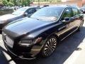 Diamond Black 2017 Lincoln Continental Black Label AWD
