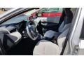 Front Seat of 2021 Corolla Hybrid LE
