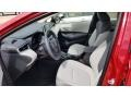 2021 Corolla Hybrid LE Light Gray/Moonstone Interior