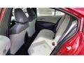 Rear Seat of 2021 Corolla Hybrid LE