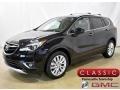 Ebony Twilight Metallic 2020 Buick Envision Premium AWD