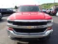 2016 Red Hot Chevrolet Silverado 1500 LT Crew Cab 4x4  photo #3