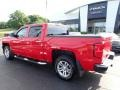 2016 Red Hot Chevrolet Silverado 1500 LT Crew Cab 4x4  photo #12