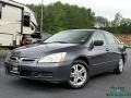 Graphite Pearl 2007 Honda Accord SE Sedan