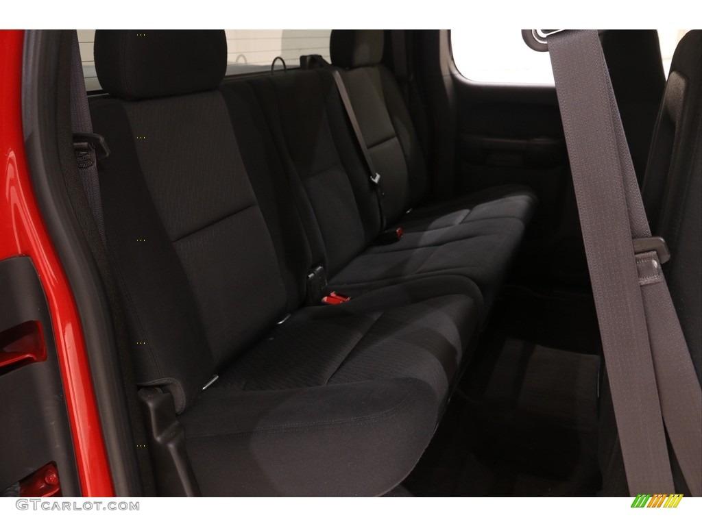 2013 Silverado 1500 LT Extended Cab 4x4 - Victory Red / Ebony photo #12