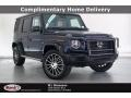 designo Mystic Blue Metallic 2020 Mercedes-Benz G 550