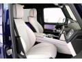 2020 G 550 Platinum White/Black Interior