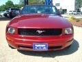 2006 Redfire Metallic Ford Mustang V6 Premium Convertible  photo #8