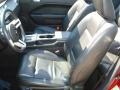 2006 Redfire Metallic Ford Mustang V6 Premium Convertible  photo #9