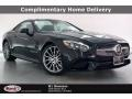 Obsidian Black Metallic 2020 Mercedes-Benz SL 450 Roadster