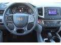 2020 Honda Pilot Gray Interior Dashboard Photo