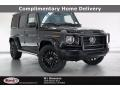 Obsidian Black Metallic 2020 Mercedes-Benz G 550