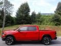 Flame Red 2020 Ram 1500 Rebel Crew Cab 4x4