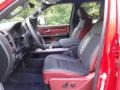 Flame Red - 1500 Rebel Crew Cab 4x4 Photo No. 11