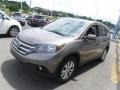 2013 Polished Metal Metallic Honda CR-V EX-L AWD  photo #6